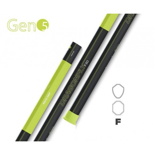 EPOCH - DRAGONFLY GEN5 ATTACK SHAFT - ERGONOMIC