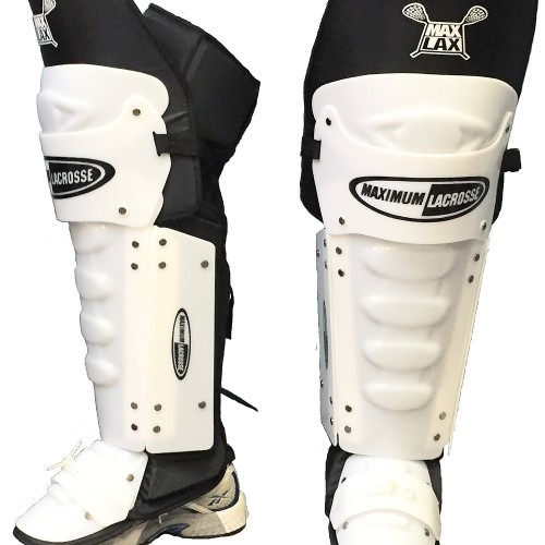 MAXLAX - Goalie Shin guards - Cat 3