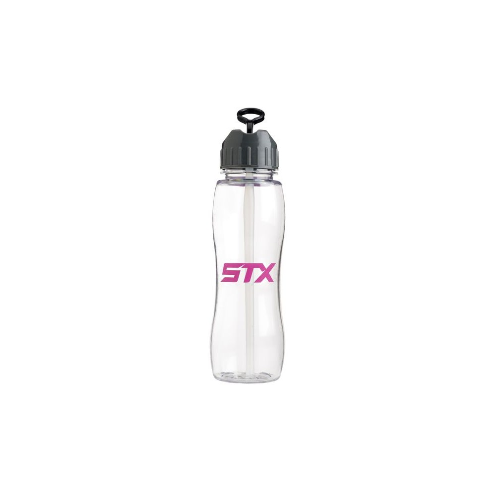 stx stx water bottle poly carbonate with logo europe lacrosse